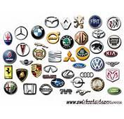 ماركات سيارات عالميه World Famous Car Logos Psd