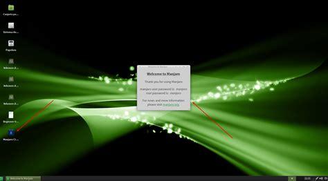 Manjaro 16061 Live Dvd Linux Os unade25 v 237 deo distro 9 manjaro linux