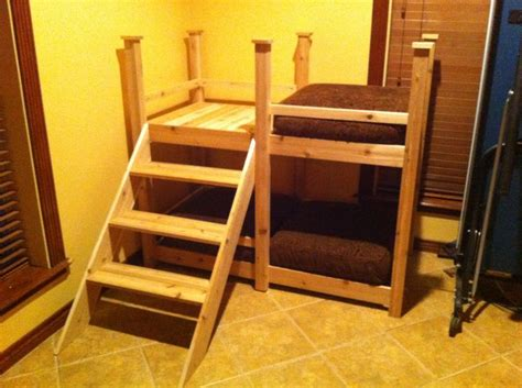 Bunk Bed For Dogs Bunk Beds By T Marcum The Cool The For Dogs Bunk Beds And Dogs
