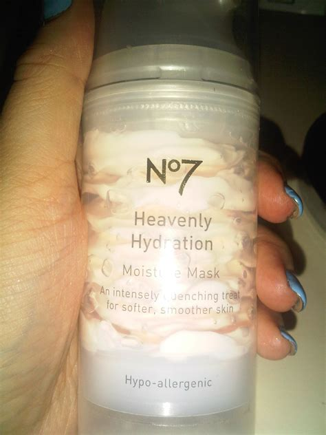 no 7 hydration boots no7 intensive moisture mask resource