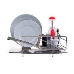 Kitchen Sink Plate Drainer - zojila modern dish drying steel rack drainer sink kitchen
