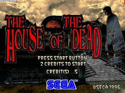 house of the dead the house of the dead arcade chapter 1 tragedy youtube