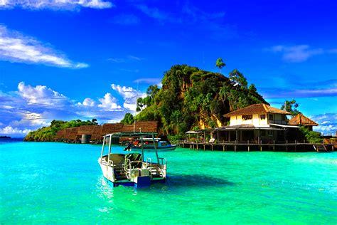 walpaper budaya papua pulau misool surga kecil yang mengagumkan informasi