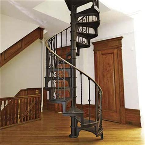 Spiral Staircases For Small Spaces Open Staircases For Small Spaces