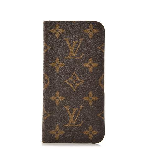 Iphone 7 8 Lv Monogram Muda louis vuitton monogram iphone 7 8 folio 234933