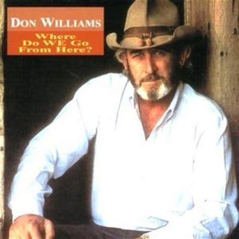 don williams songs reviews credits allmusic
