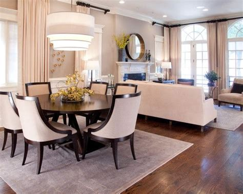 dining room l l shaped dining living room decorating think cleverly