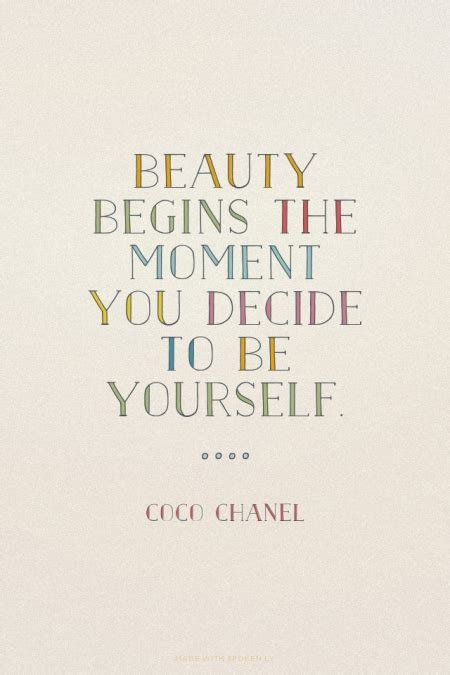 coco chanel quotes  beauty quotesgram