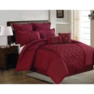 Portland Burgundy King Size Luxury Burgundy King Comforter Set Car Interior Design