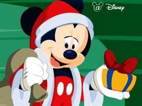 mickey mouse christmas wallpaper 437313 fanpop