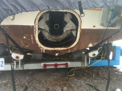 diesel boat conversion in board to outboard conversion page 2 the hull truth