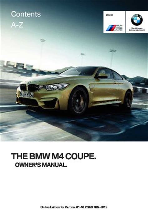 download car manuals pdf free 2002 bmw m auto manual download 2016 bmw m4 coupe owner s manual pdf 228 pages