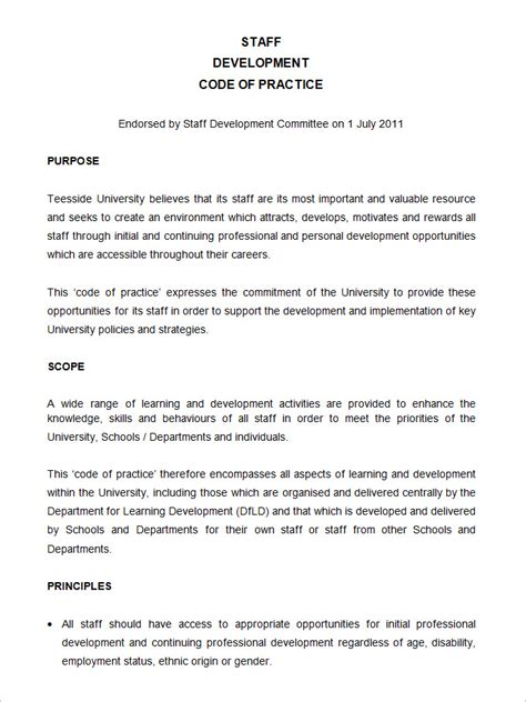 staff policy template 28 images 60 hr policy templates