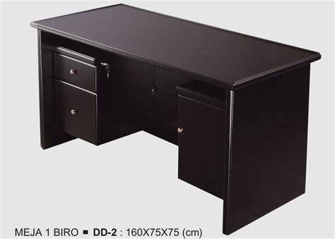 Meja Kantor Donati donati meja 1 biro melamic series type dd 2 melamic series