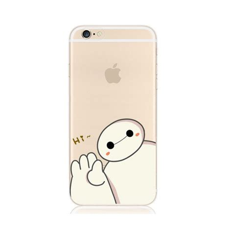 Casing Hp Cover Iphone 5 5s 6 6s 6 Plus 6s Plus Leather Metal iphone 6s 6 plus se 5s 5 soft clear baymax big 6 six
