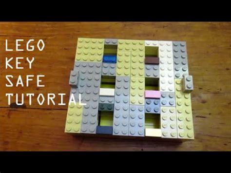 lego safe tutorial easy lego key safe tutorial youtube