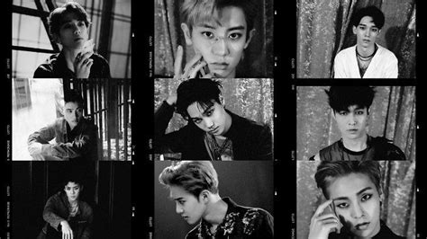 EXO drop some more winning 'Lotto' teaser images   SBS PopAsia
