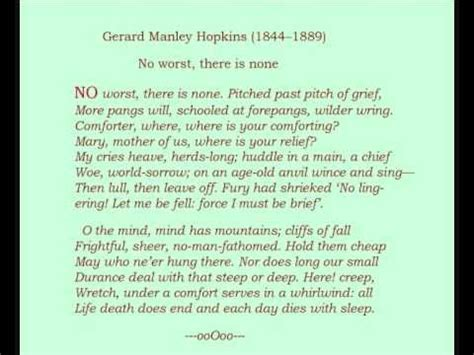 carrion comfort poem google gerard manley hopkins and poem on pinterest