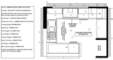 Galley Kitchen Layout Planning Design Interior ? All Home