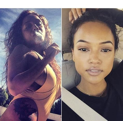 nia amey guzman instagram nia amey karrueche tran chris brown s ex wants to meet