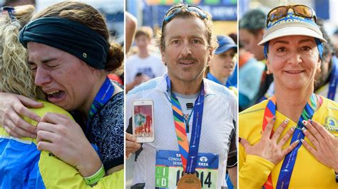 Nyc Marathon Sweepstakes - 25 inspiring tcs new york city marathon runner stories abc7ny com