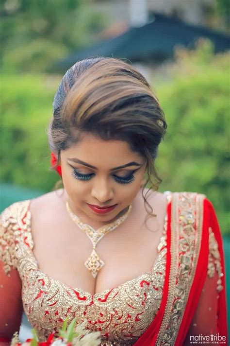 modern indian girls indian girls in open loose hairstyle pin by my sri lankan wedding on homecoming pinterest