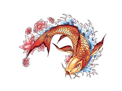 japanese koi tattoo wallpaper koi fish backgrounds wallpaper cave