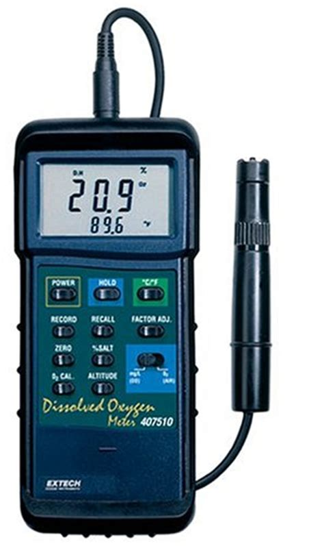 Do Meter 10 best dissolved oxygen meters