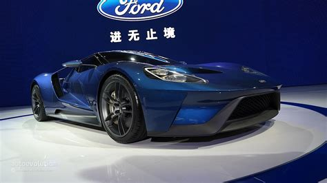 2017 ford gt 700hp 2017 ford gt likely to deliver 700 hp report