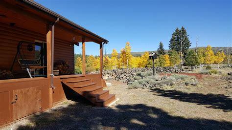 cabin for sale near panguitch lake