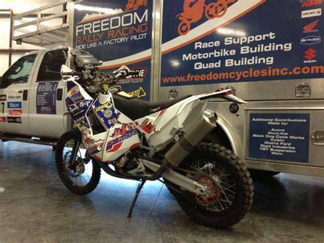 Ktm Rally Bike For Sale 2011 Ktm 450 Rr Rally Replica Standard For Sale On 2040