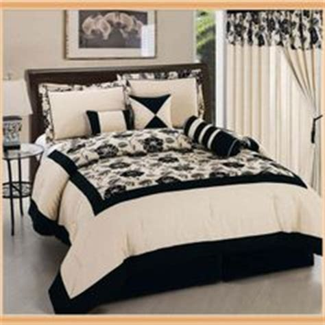 cream and black bedding 1000 images about black cream bedroom on pinterest