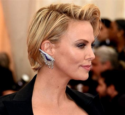 short hairstyles gallery 2015 charlize theron haircut 2016 pictures celebrity