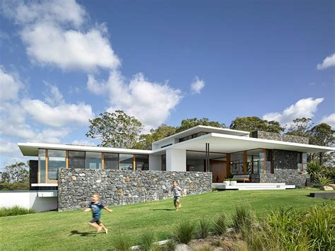 rocky house rocky house features a clean and simple design with a close connection to the landscape