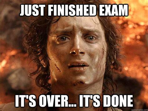 Exams Meme - finished exam memes image memes at relatably com