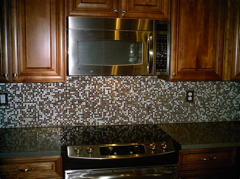 Mosaic Glass Backsplash Kitchen by Glass Tile Kitchen Backsplash Designs Carisa Info