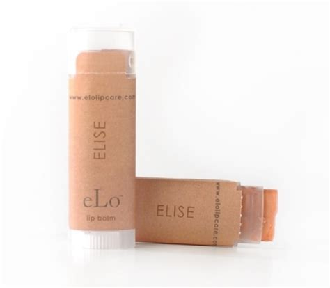 Kissably Fresh by Bomb Product Of The Day Elo Lip Care Vegan Organic Lip