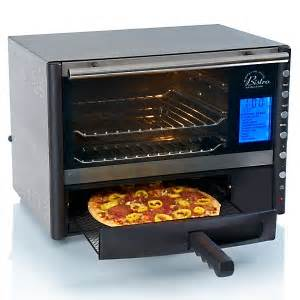 Bosh Toaster Wolfgang Puck Bistro Collection Convection Oven Pizza