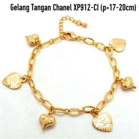 Gelang Tangan Chanel Xuping gelang tangan chanel images