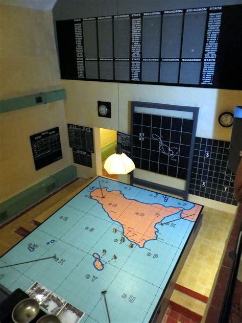raf sector fighter room plotting table