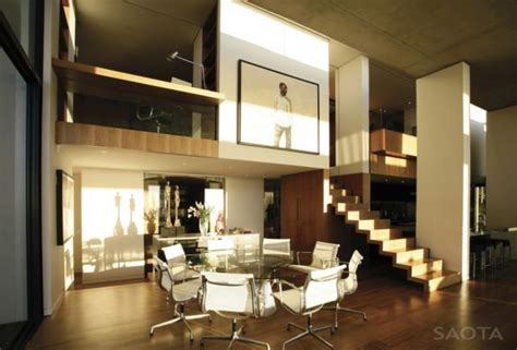 impressive dining room modern sleek house home