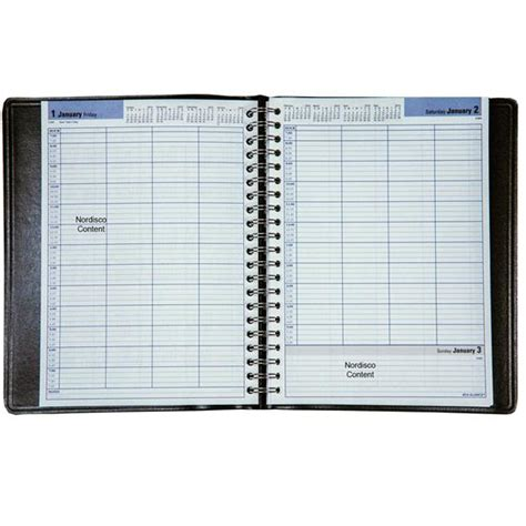 Index Of Postpic 2011 06 4 Person Appointment Book Template