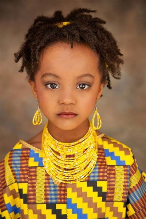 african princess little black girl natural hair styles on pinterest natural hairstyles