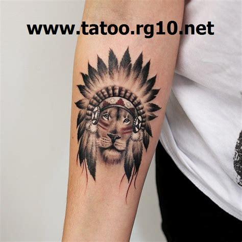 leo indio desenhos para tatuagem