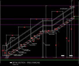Pin steel stair details drawings on pinterest
