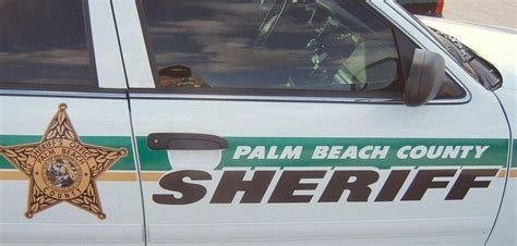 Palm County Sheriff Office by Dangerous Drivers Are Target Of Special Squad Of Deputies