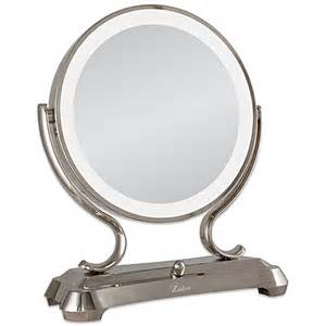 Makeup Mirror With Lights Buy Buy Zadro 1x 5x Magnifying Oversized Fluorescent Lighted