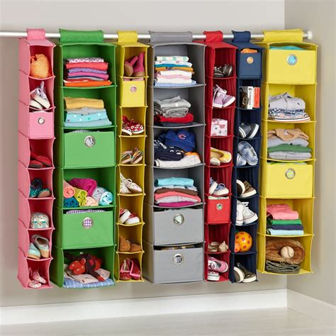 storage organizers for closets closet storage her storage the land of nod