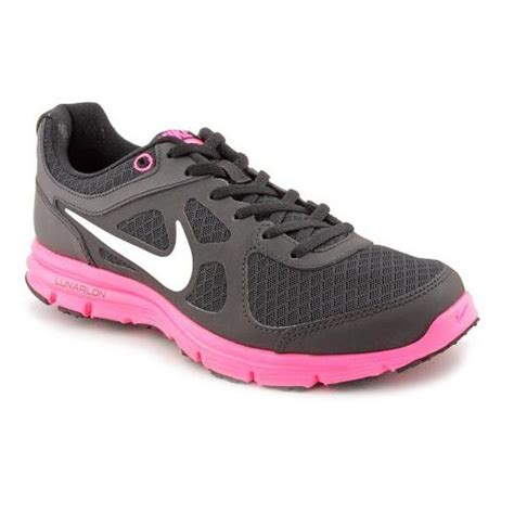 nike youth lunar forever gs running shoes black