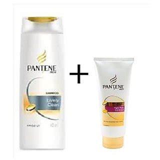 Sho Pantene Hair Fall pantene pro v lively clean180ml free pantene hair fall